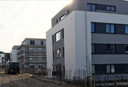 Fliesenarbeiten für das Bauvorhaben in Bochum Weitmar 2017