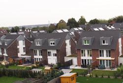 Fliesenarbeiten für das Bauvorhaben in Mülheim an der Ruhr 2013